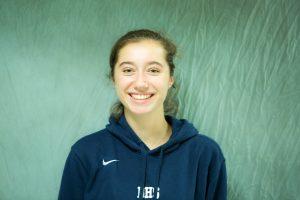 Student Rep Isabella Weston