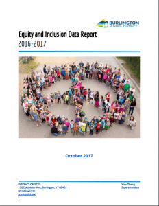 Equity & Inclusion Report