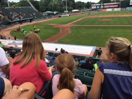 District Lake Monsters Game