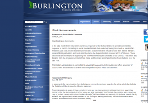 Old BSD Website