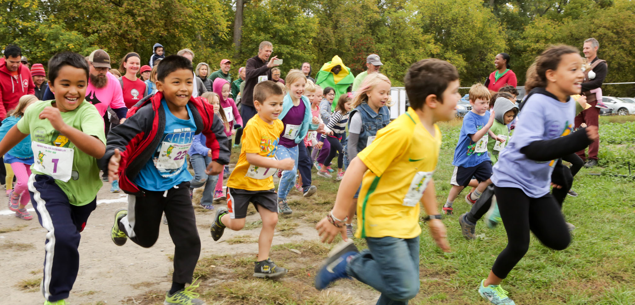 Running Kids SA Banner