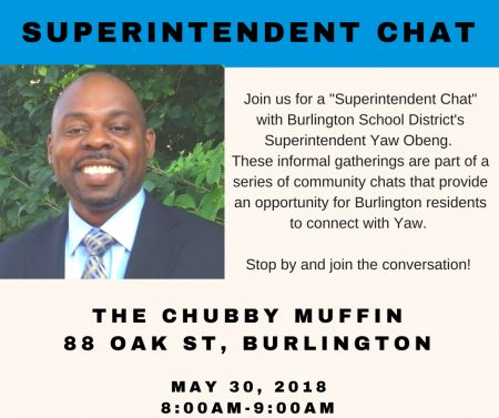 May 2018 SuperintendentChat