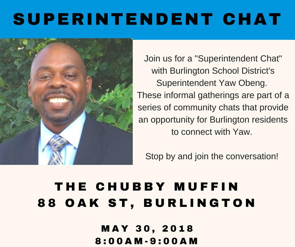 May 2018 SuperintendentChat
