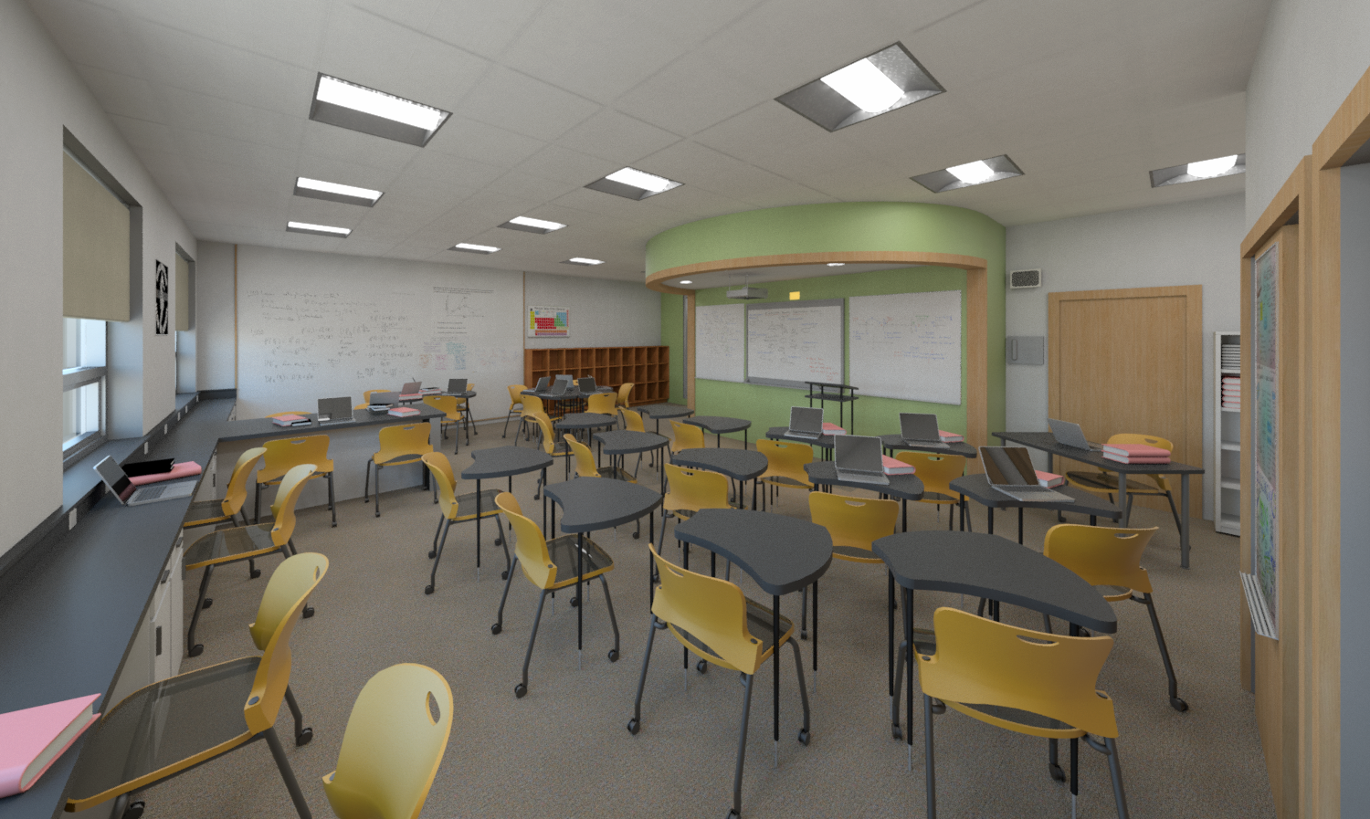 Classroom Concept Image