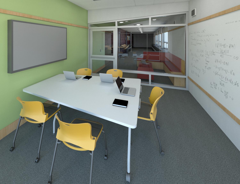 Classroom Concept Image
