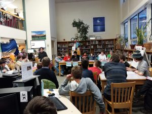 Hunt Middle School Debate