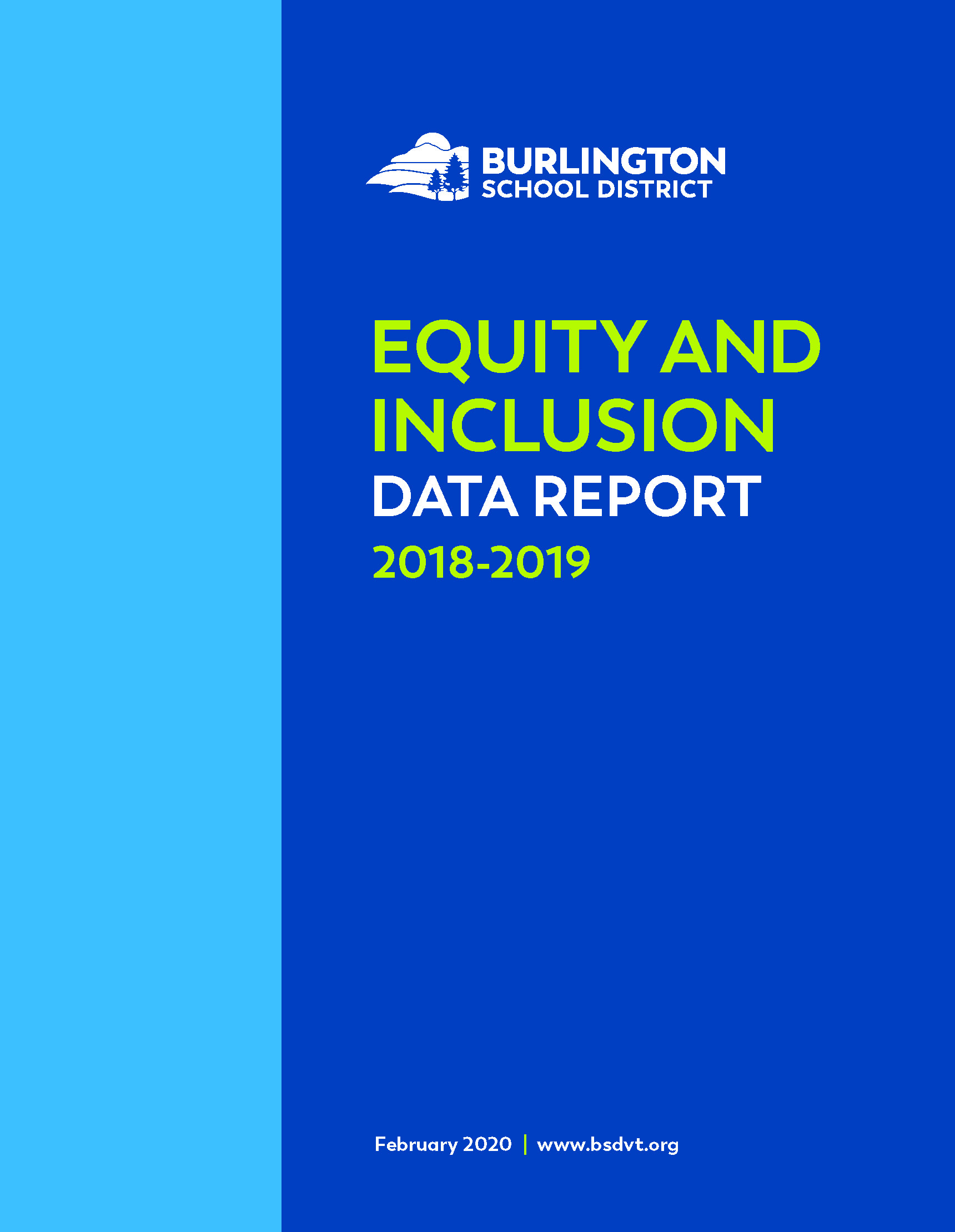 BSD 2018_2019_Equity_Report Cover