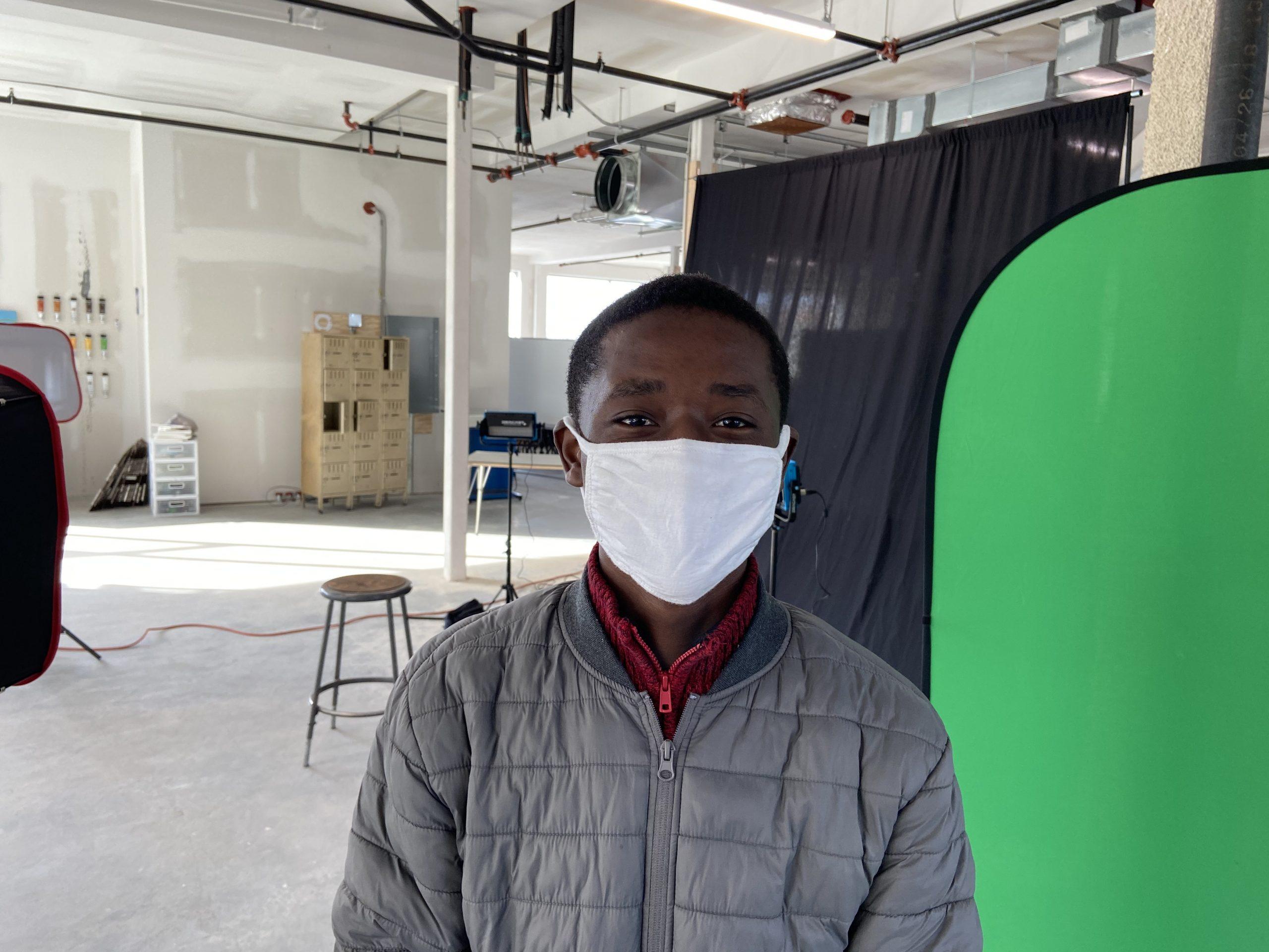 Presidential Scholar Patient Mwibeleca