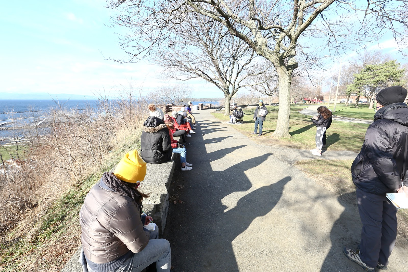 BCL Students Learn about the Burlington Waterfront