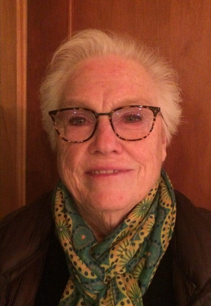 BSD Board member Kathy Olwell